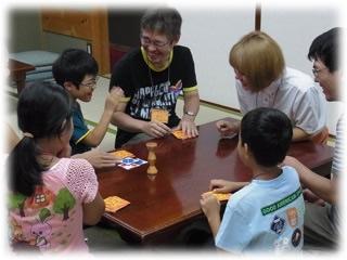2011-08-11 親子ゲーム会#2