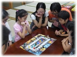 2011-08-11 親子ゲーム会#3
