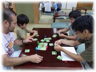 2011-08-11 親子ゲーム会#1