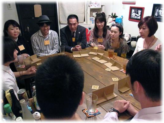 2011-10-13 狼ゲーム会の様子