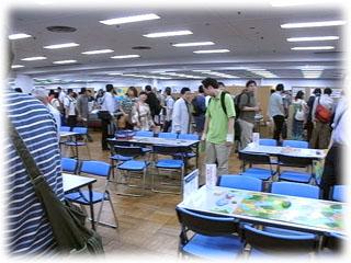 2011春 ゲームマーケットの様子