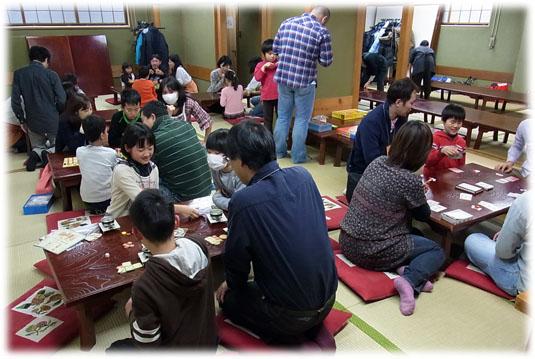 2012-03-25 親子ゲーム会の模様