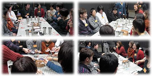2013-01-27 すごろく夜の様子
