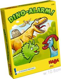 恐竜アラーム!:箱