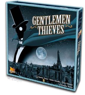 怪盗紳士:箱