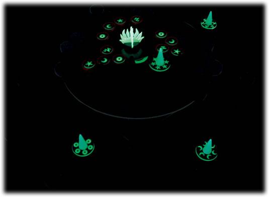 魔法使いの夜:明かりを消して遊戯中