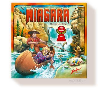 ナイアガラ:箱