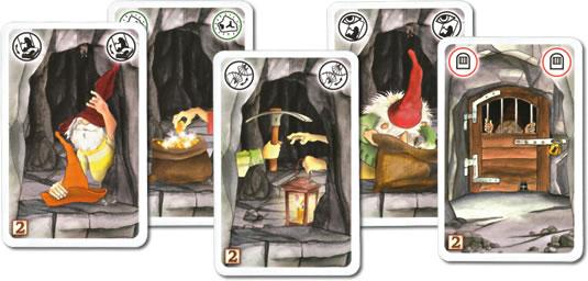 お邪魔者2:アクションカード
