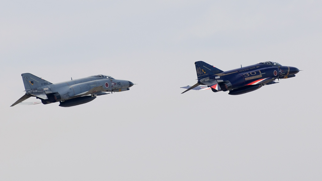 F-4EJ改