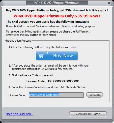 winx dvd platinum license code