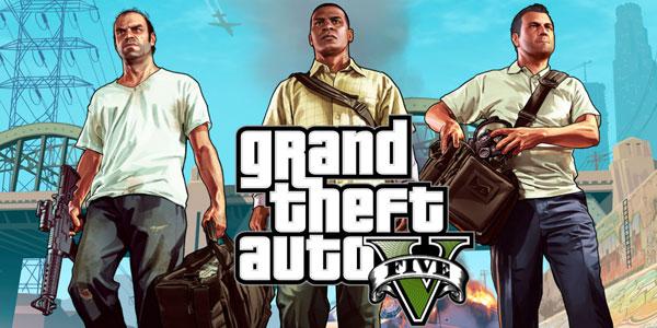 GTA5は最高のゲーム