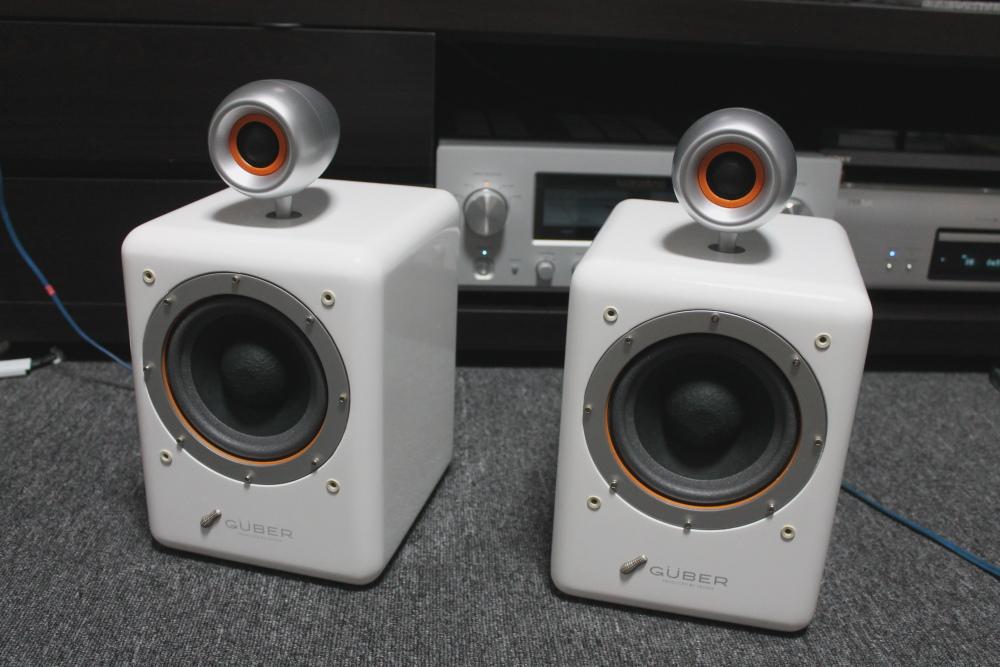 Vestax パッシブスピーカー CM-03 の感想