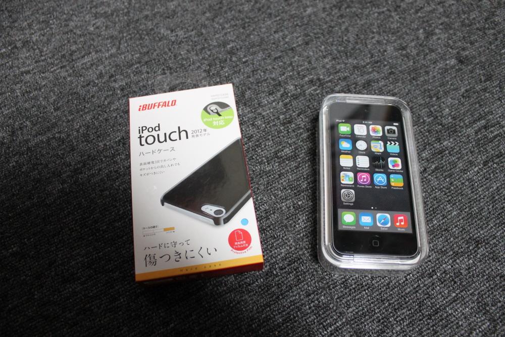 iPod touch5でスクフェスやったよ