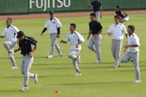 読売-日本代表戦 2 - Baseball Weekend