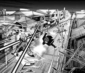 ワールドトリガー4巻市街戦