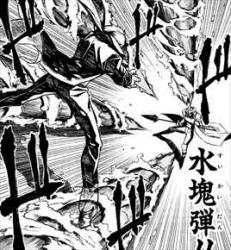 アカメが斬る!3巻アクション描写