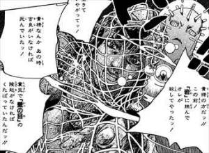 ジョジョリオン8巻八木山夜露1