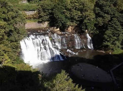荒川 龍門の滝へ!②