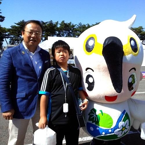 <2014 NISSAN しらさぎ祭り>へ!