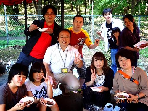 斉藤たかあき後援会≪第8回ふれあいバーベQ大会≫11