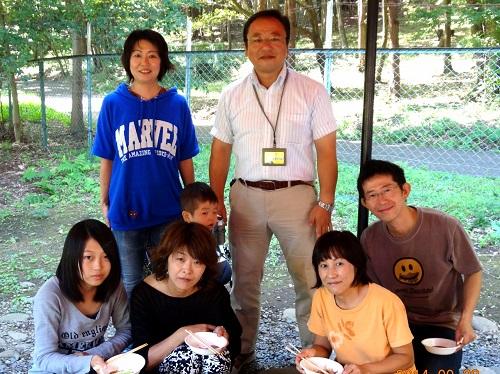 斉藤たかあき後援会≪第8回ふれあいバーベQ大会≫12