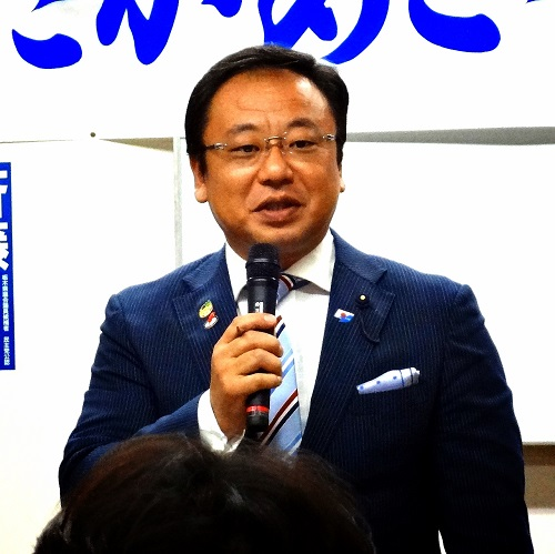 斉藤たかあき後援会≪第11回臨時総会≫編集⑧