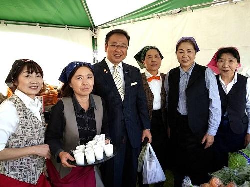 """とちぎ""""食と農""""ふれあいフェア 2014 へ!②"""