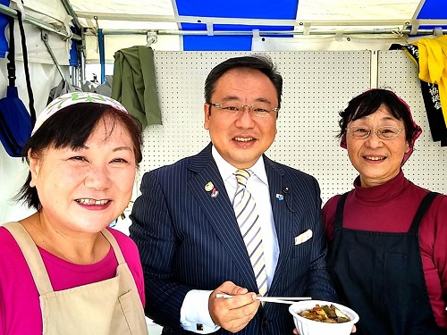 """とちぎ""""食と農""""ふれあいフェア 2014 へ!③"""