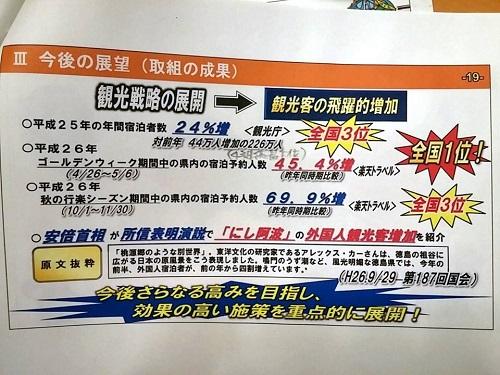 徳島県の観光戦略!③