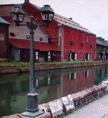 小樽運河 ♪北の物語り