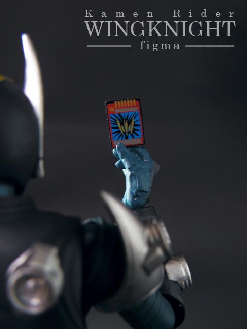 figma仮面ライダーウイングナイト