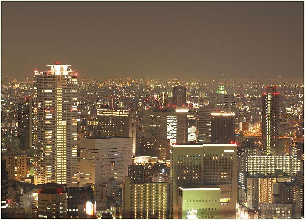 大阪の夜景2