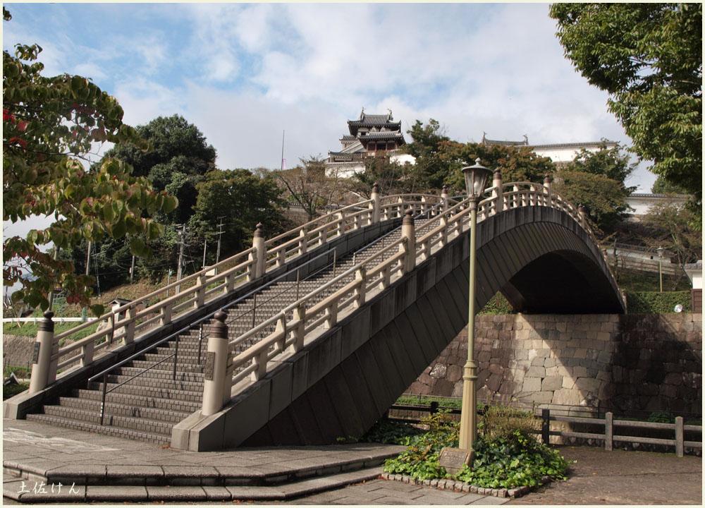福知山城1