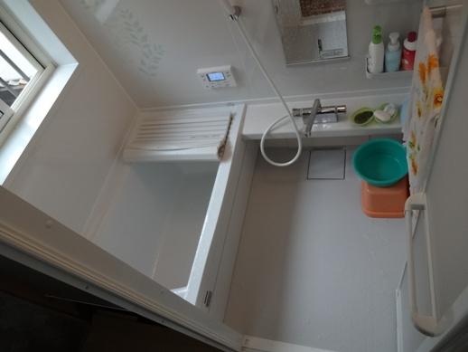 S邸浴室リフォーム  完了