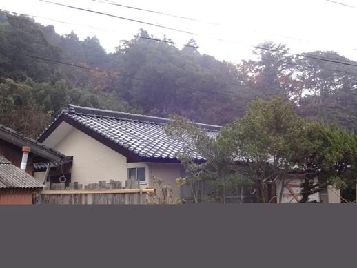 Y邸屋根・外壁リフォーム~屋根瓦葺き・外装 2