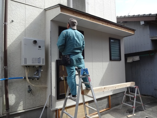Y野邸浴室・和室リフォーム~工事中2