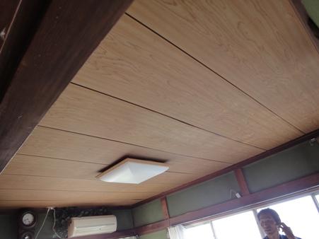 U邸和室天井リフォーム