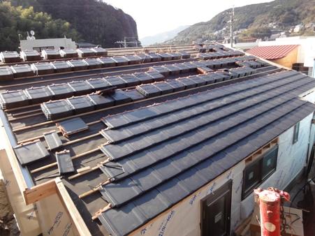 K邸増築工事~内部造作・外壁下地