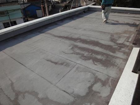 某施設 屋根防水