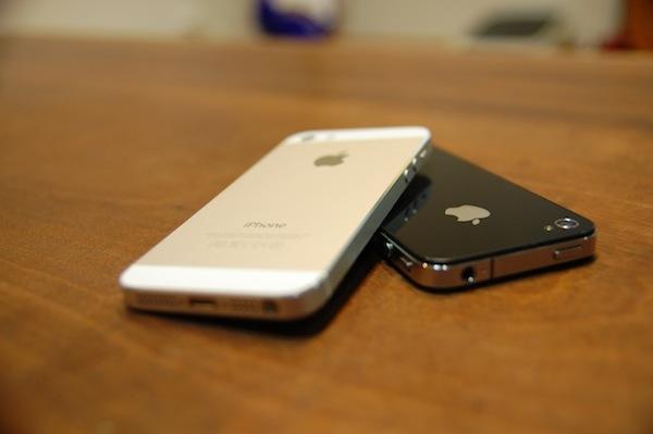 iPhone 5 がやってきた。