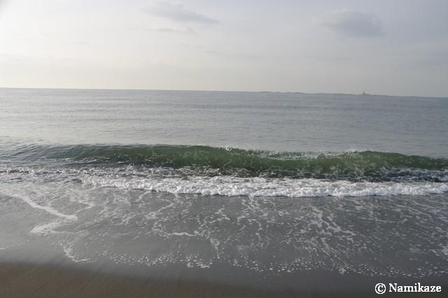 2010/03/31 湘南 茅ヶ崎の海