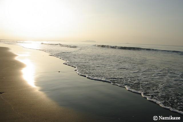 2010/08/31 湘南 茅ヶ崎の海