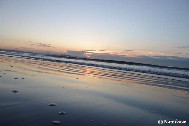 2010/11/30 湘南 茅ヶ崎の海