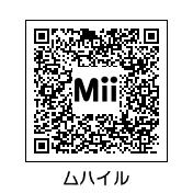 ムハイル-QRコード